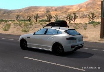 GTA V Traffic Pack V2 for American Truck Simulator