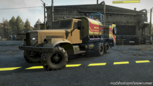 Kraz 255 Truck 1.1.1 [Beta] for SnowRunner