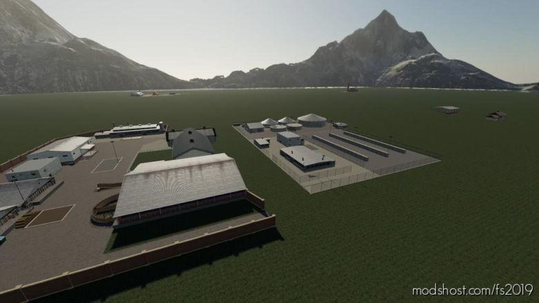 FlatMap V2.0 for Farming Simulator 19