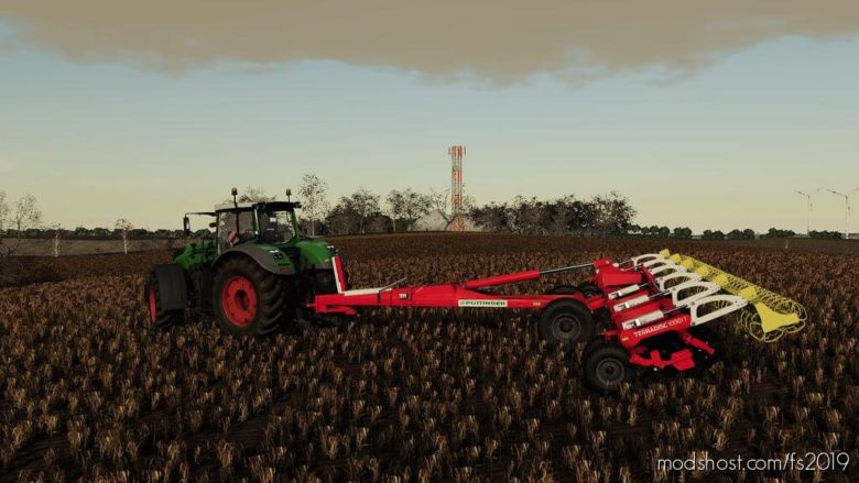 Pottinger Terradisc 10001T for Farming Simulator 19