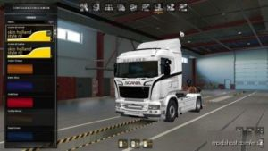 Skin Pack For RJL Holland Style [1.37] for Euro Truck Simulator 2