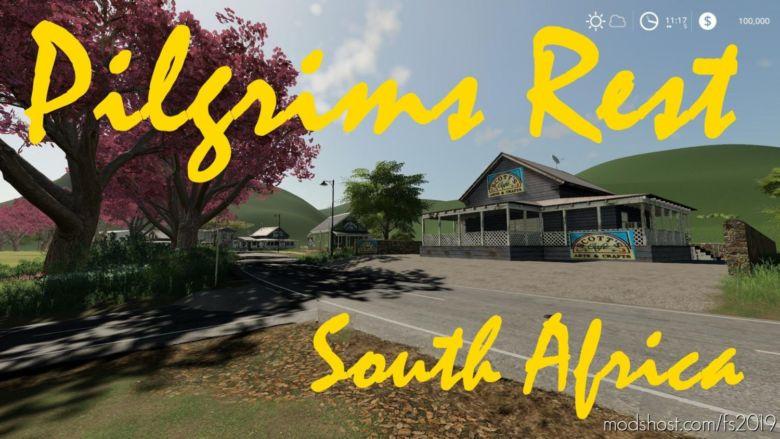 Pilgrims Rest South Africa for Farming Simulator 19