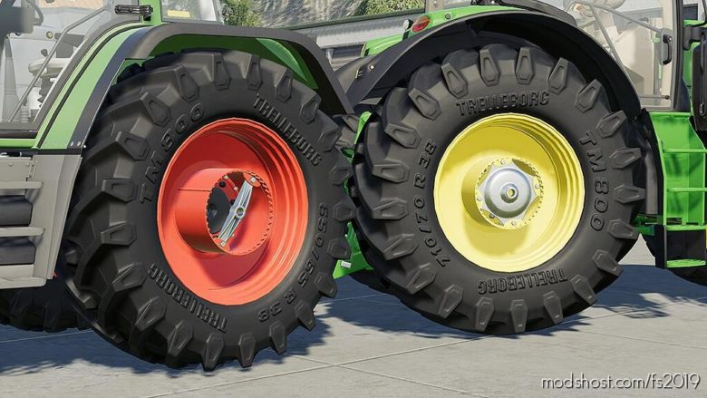 Kock-Sohn KN for Farming Simulator 19