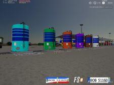 FS19 Pack Tanks By BOB51160 V1.1 for Farming Simulator 19