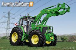 John Deere 6030 Premium Series V3.0 for Farming Simulator 19