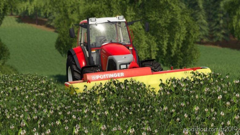 Maizeplus Forage Extension for Farming Simulator 19