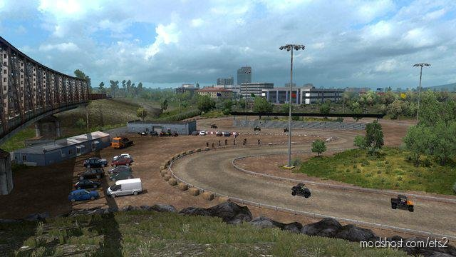 Alfaomega – Map V1.1 [1.37.X] for Euro Truck Simulator 2