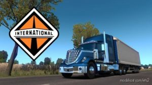 International Lonestar V2.0 [1.37.X] for Euro Truck Simulator 2