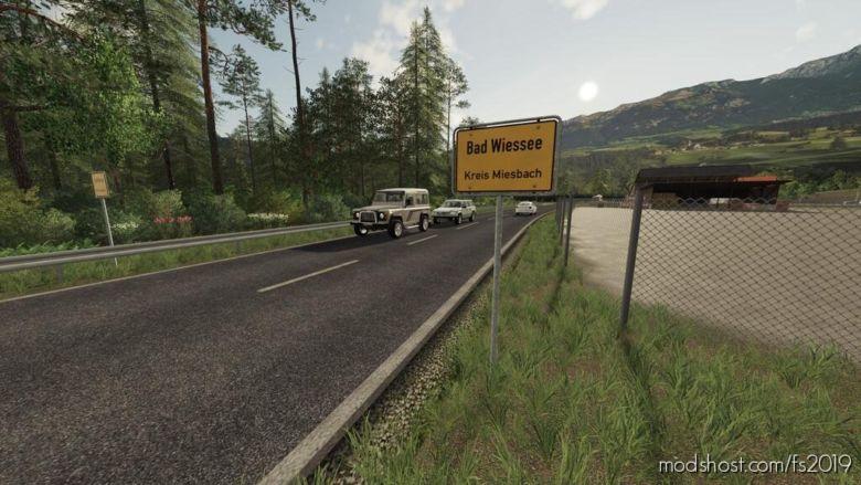 Germany – Upper Bavaria – BAD Wiessee AT Tegernsee for Farming Simulator 19
