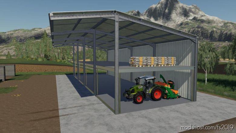 Easy Sheds Pack for Farming Simulator 19