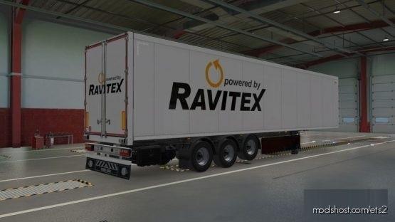 Ravitex Frigo Trailer for Euro Truck Simulator 2