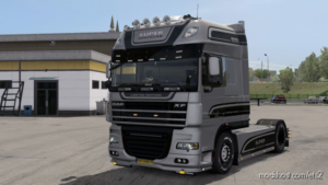 DAF XF105 LTD Edition Metallic Skin for Euro Truck Simulator 2