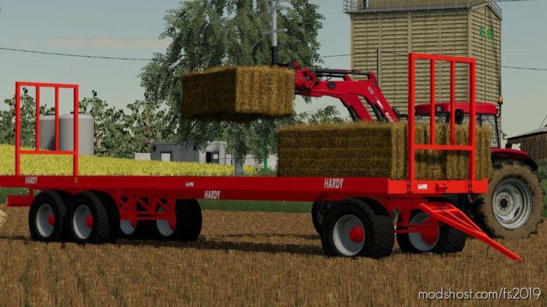 Straw Tray for Farming Simulator 19