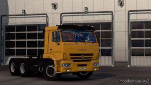 Kamaz 65115-65116 Edited [1.37] for Euro Truck Simulator 2