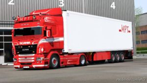 Paintable MPT Skin For Scania RJL V1.1 for Euro Truck Simulator 2