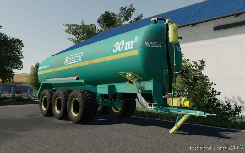 Camara CD30 for Farming Simulator 19