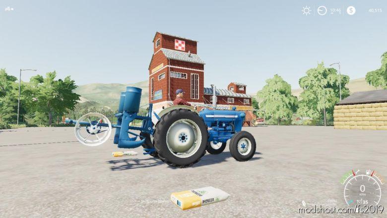 Ford 309 Planter for Farming Simulator 19