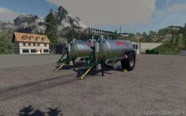 Slurry Tanker 9000 for Farming Simulator 19