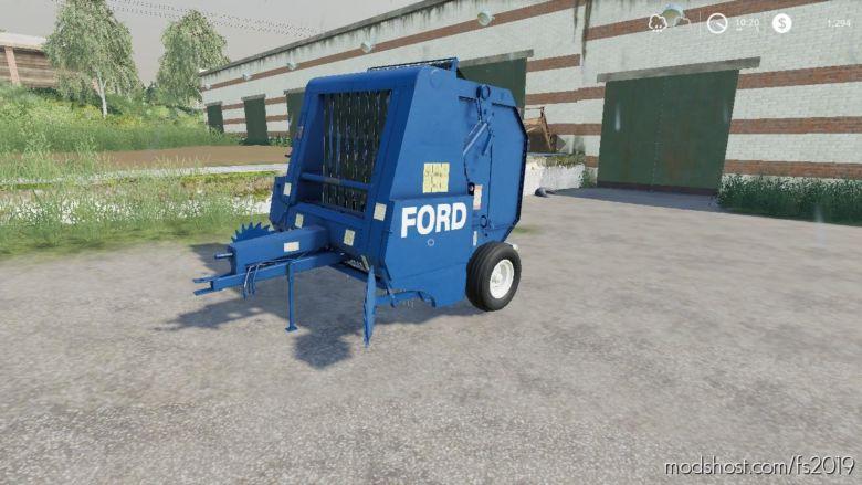 Ford 551 for Farming Simulator 19