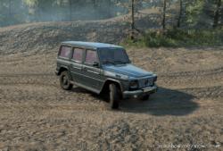 Gelik (Mercedes-Benz G-Klasse) 1.0.1A for SnowRunner