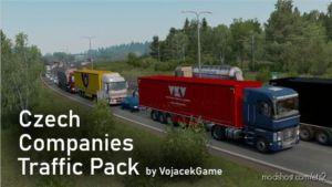 Czech Companies Traffic Pack [1.37] for Euro Truck Simulator 2