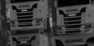 Light Logo Pack for Euro Truck Simulator 2