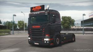 AAI Trans Skin Scania RS 6-Series for Euro Truck Simulator 2