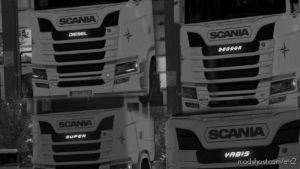 Light Logo Pack [1.37] for Euro Truck Simulator 2