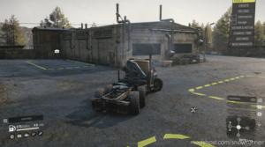 Emil's Voron Grad Truck for SnowRunner