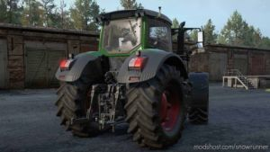 Fendt 930 Vario Tractor for SnowRunner