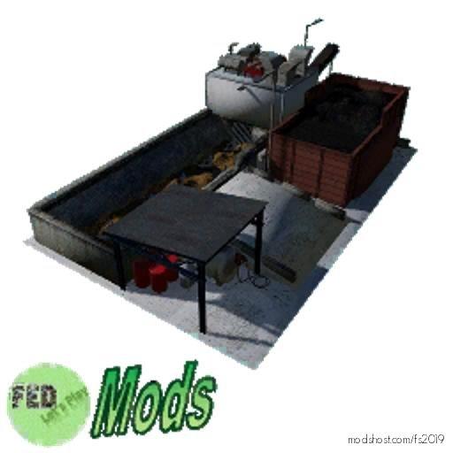 Komposter for Farming Simulator 19