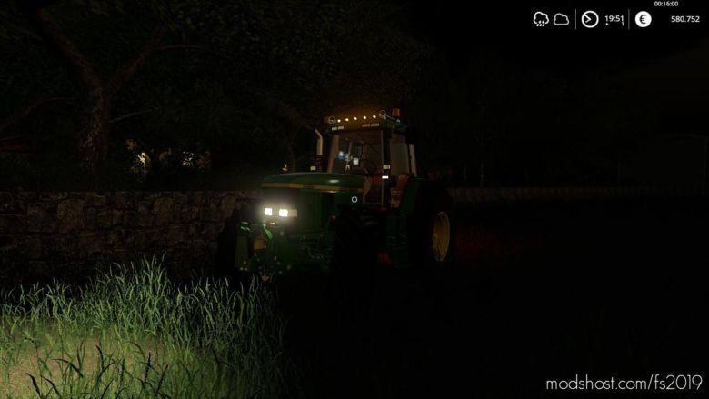John Deere 7810 Edited for Farming Simulator 19