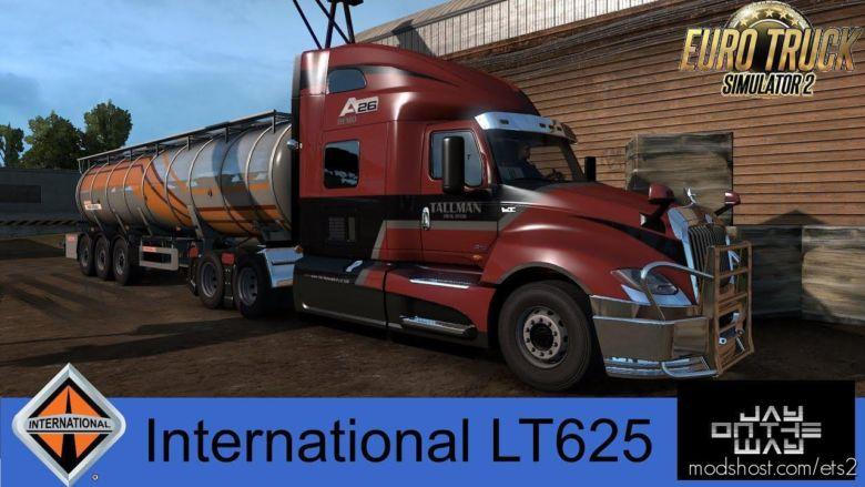 International LT625 2019 V1.4 for Euro Truck Simulator 2