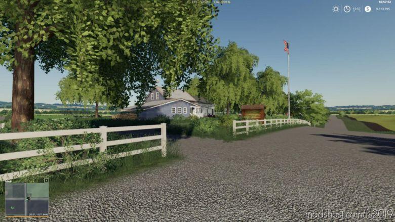 Hunter Farm V3.0.0.1 for Farming Simulator 19