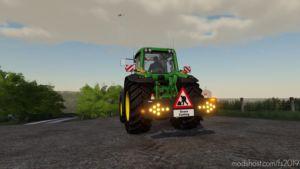 Hedge/Grass Cutting Warning for Farming Simulator 19
