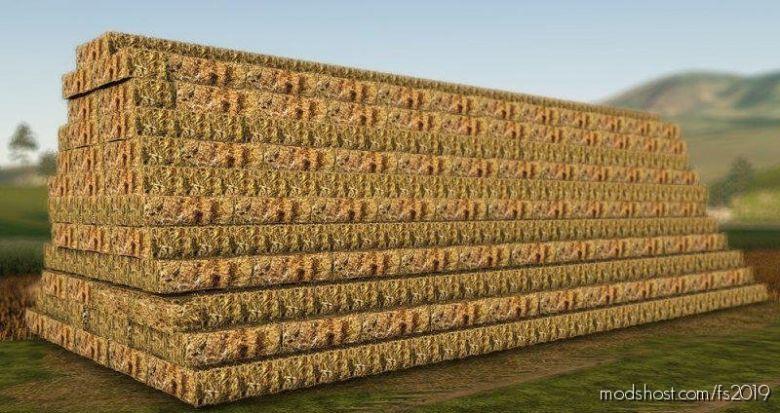 Bale Stacker DO Malych Kostek Beta for Farming Simulator 19