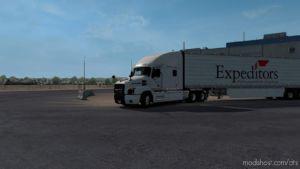 Expeditors Skin For SCS 48/53 BOX [1.37] for American Truck Simulator