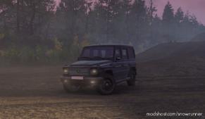 Gelik (Mercedes-Benz G-Klasse) 1.0.2A for SnowRunner