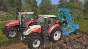 Krukowiak Z437 for Farming Simulator 19