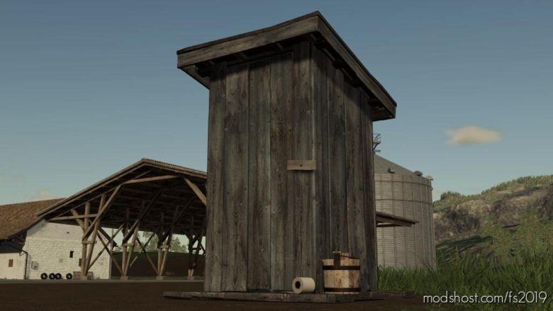 Outhouse for Farming Simulator 19