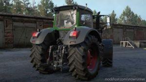 Fendt 930 Vario Tractor V1.1.0 for SnowRunner