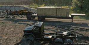 Emil's Offroad Stepdeck Semitrailer for SnowRunner