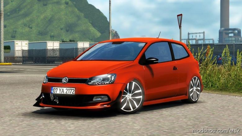 BMW Volkswagen [1.35] for Euro Truck Simulator 2