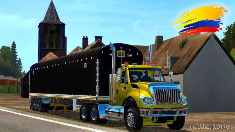 Trailer Romarco for American Truck Simulator