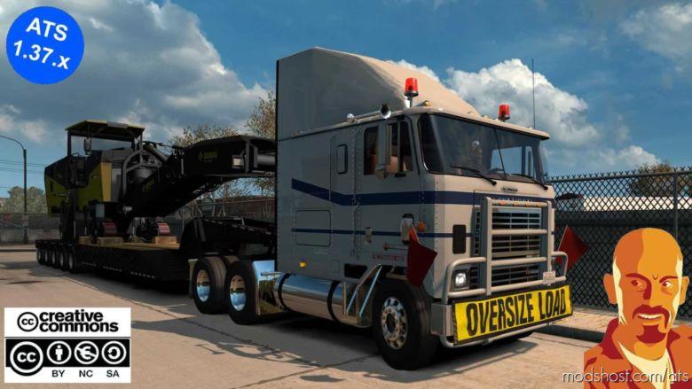 International 9600 Reworked [1.37.X] for American Truck Simulator