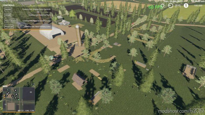 Rustic Acres RUS V3.1 for Farming Simulator 19