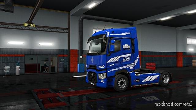 95TH Rallye Automobile Monte Carlo for Euro Truck Simulator 2