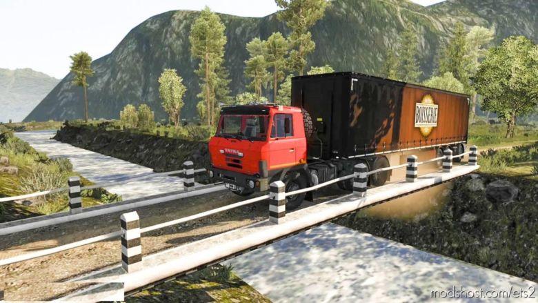 Map Meik V2 Rework [1.36 / 1.37] for Euro Truck Simulator 2