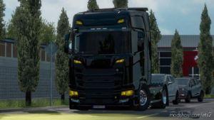 Yellow Light Trucks Standalone for Euro Truck Simulator 2