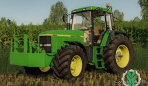 John Deere 7010 Serie SMI Edit for Farming Simulator 19
